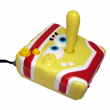 SpongeBob SquarePants: Plug & Play TV Games II