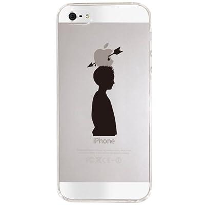 【Clear Arts】【iPhone5ケース カバー】【スマホケース カバー】【クリアケース】【ウイリアム・テル】08-ip5-ca0059