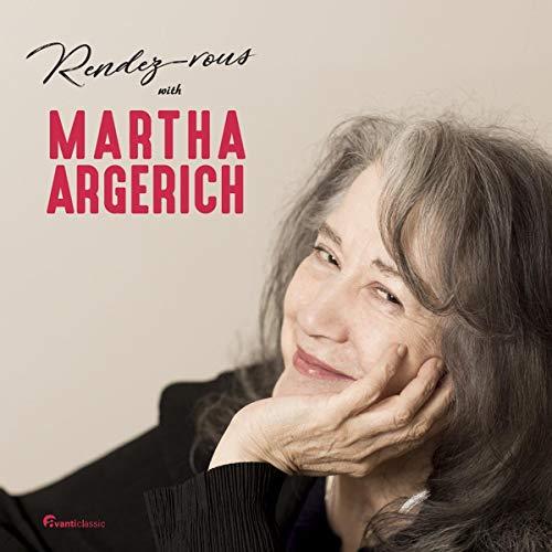 CD : MARTHA ARGERICH / VARIOU - Rendezvous Martha Argerich (7 Discos)