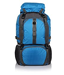 Bag-Age Hiking & Trek Rucksack (Blue)