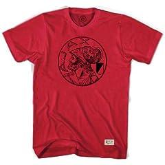 Ajax Vintage Crest Soccer T-shirt