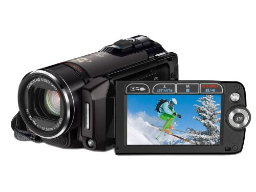 Canon - LEGRIA HF20 - Camcorder - High Definition - Widescreen Video Capture - 3.89 Mpix - optical zoom: 15 x - supported memory: SD, SDHC - flash card