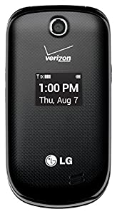 LG Revere 3, Black 1GB (Verizon Wireless)