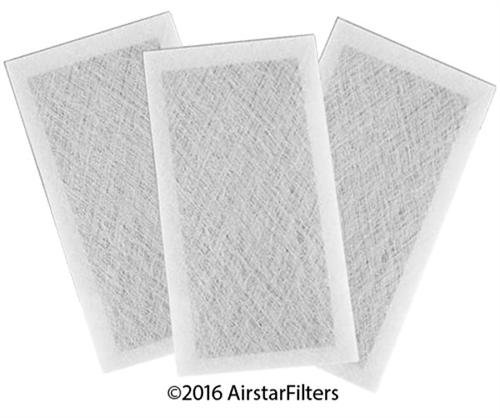 16 x 25 x 1 - Pristine Air Air Cleaner Replacement Filter Pads , (3) Pack
