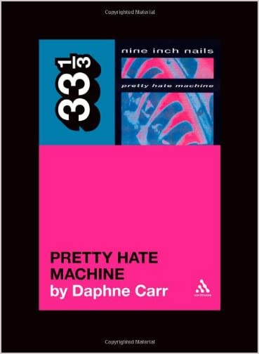Pretty Hate Machine book