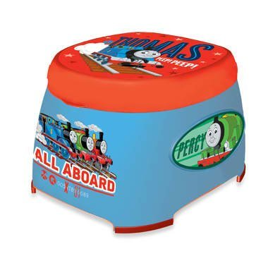 Thomas the Train 3-in-1 Potty Trainer - Rewards stickers included