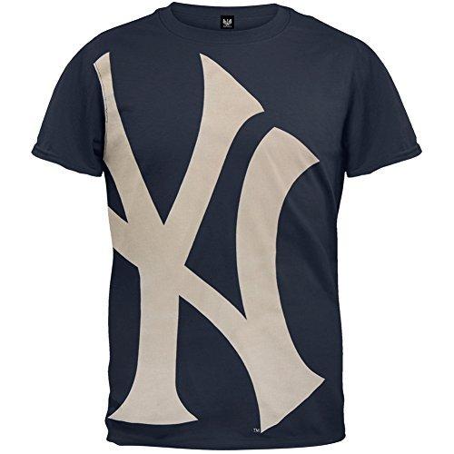 New York Yankees -  T-shirt - Uomo blu X-Large
