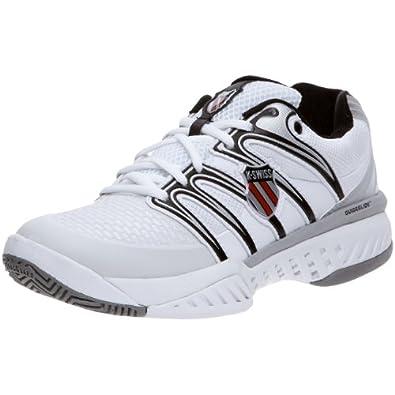 Buy K-Swiss Mens Bigshot Tennis Shoe by K-Swiss