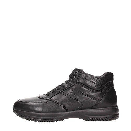 Enval Soft 68950 Sneakers Uomo Pelle NERO NERO 44