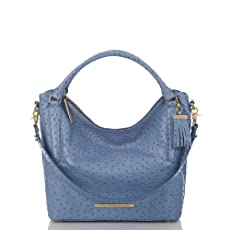 Norah Hobo Bag - Normandy Chambray