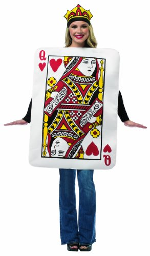 Rasta Imposta Women's Queen Of Hearts Card