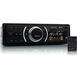 xomax xm rsu203 flashxo rds autoradio mp3 usb sd aux in. Black Bedroom Furniture Sets. Home Design Ideas