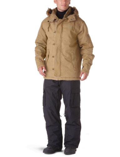 Billabong Big Lake Men's Jacket Desert X-Large