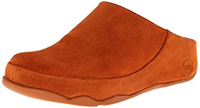 FitFlop Women's Gogh Moc Mule,Umber,5 M US