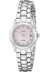 Citizen Women's EW1620-57X Eco Drive Stainless Steel Watch