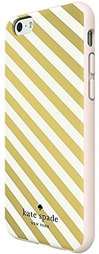 kate-spade-new-york-oro-rayas-flexible-carcasa-para-iphone-6-6s