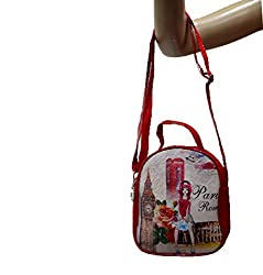 Girls RED Sling Bag