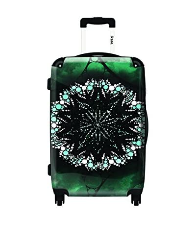 Ikase 24″ Quorum Rolling Luggage, Multi