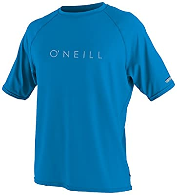 O'Neill Wetsuits Men's 24/7 Tech Short Sleeve Crew
