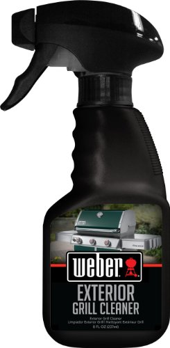 Bryson industries inc w66 weber 8 oz exterior grill cleaner home garden household supplies Weber exterior grill cleaner