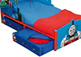 Thomas The Tank Engine Toddler Bed
