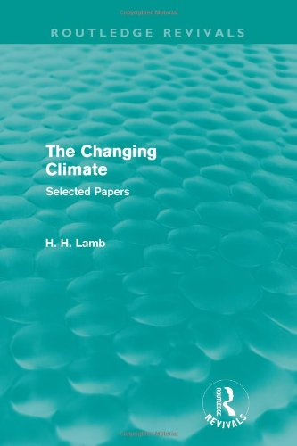 L'évolution du climat (Routledge Revivals): Selected Papers