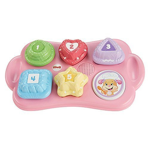 Fisher-Price Laugh & Learn Cupcake Shape Sorter