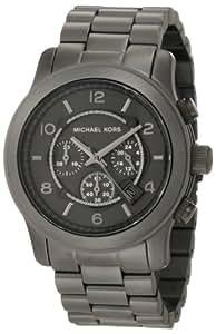 Michael Kors Men's MK8226 Runway Gunmetal Watch