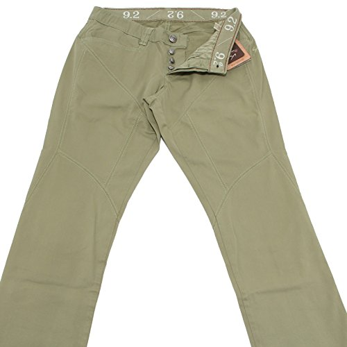 40558 pantaloni 9.2 BY CARLO CHIONNA jeans uomo trousers men [31]