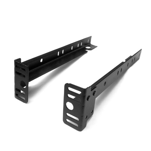 2 Footboard Extension Brackets Attachment Kit By Structures Twin-King front-919513