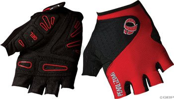 Pearl Izumi Select Gel Gloves - TRU RED, MEDIUM (8-8.75