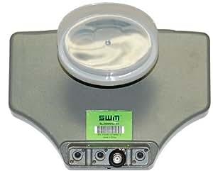 DIRECTV SL3-SWM SlimLine Single Wire Ka/Ku Triple LNB With Built-In Multiswitch