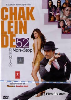 Chak Lein De-52 Non-stop Remix (Audio DvD/Bollywood Film Songs/Remix/Indian Music)