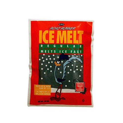 Scotwood Industries 50B-RR Road Runner Premium Ice Melter, 50-Pound