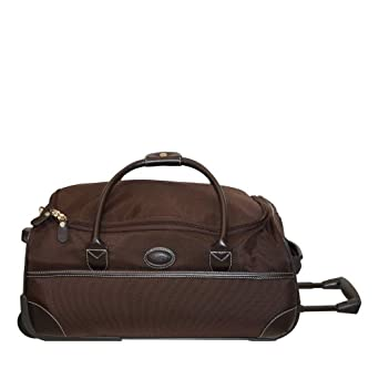 Bric's Luggage Pronto 21 Inch Rolling Duffle, Brown, One Size