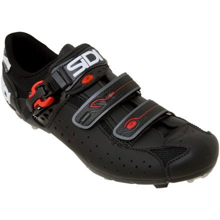Sidi Dominator 5 Mountain Bike Shoe Black 52