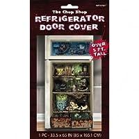 The Chop Shop Halloween Refrigerator Door Cover - Plastic