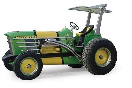 Ertl Collectibles 1:64 John Deere 4020 Foose Tractor