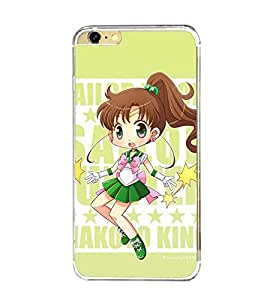 Printvisa Cute Girl Activity Pic Back Case Cover for Apple iPhone 6::Apple iPhone 6S