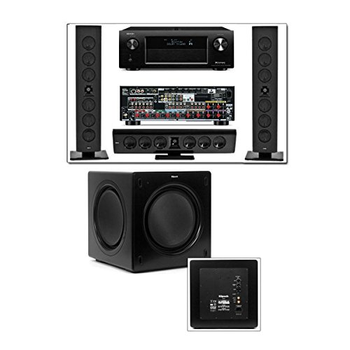 Klipsch Gallery G-28 Sw-310-Denon Avr-X4000 In-Command 7.2Channel