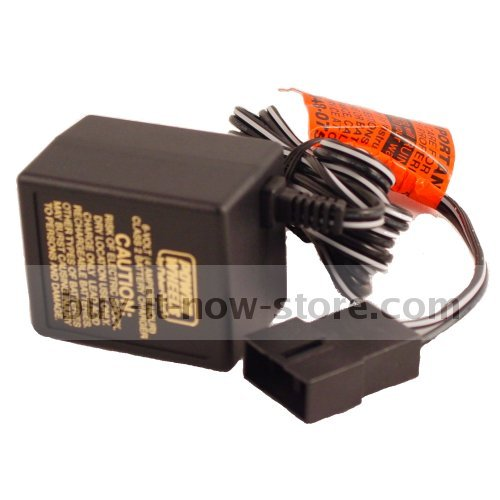Power Wheels 00801-1483 Charger 4Amp Fused - 6 Volt