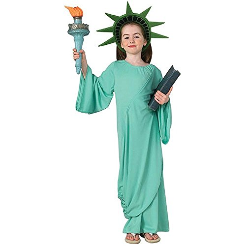 Statue of Liberty Kids Costume
