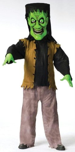 Costumes For All Occasions FW130094 Bobble Head Adult Monster Gree