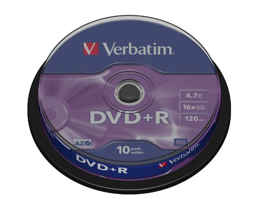 verbatim-dvd-r-16x-speed-10er-spindel-dvd-rohlinge