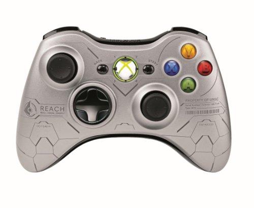 【ゲーム 買取】Xbox 360 ワイヤレス コントローラー Halo: Reach リミテッド エディション