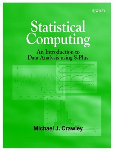 Statistical Computing: An Introduction to Data Analysis...