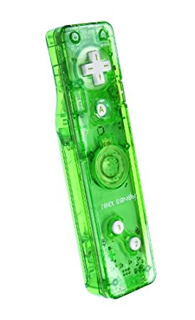 Rock Candy Wii Gesture Controller - Green