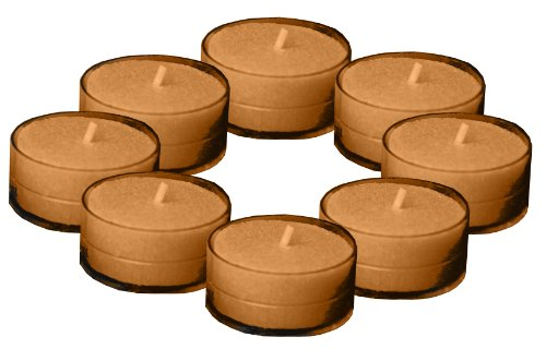 Root Scented Tealight Candles, Tangerine Lemongrass, Box of 8