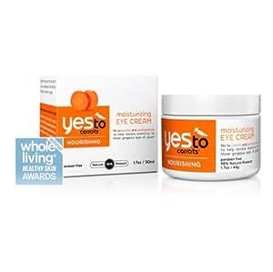 Yes To Carrots Crème Hydratante Contour des Yeux 30 ml