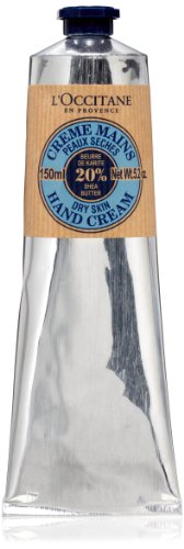 L'Occitane L'Occitane Shea Butter Hand Cream, 5.2 Fluid Ounce